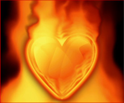 heart-on-fire-screensaver-screenshot