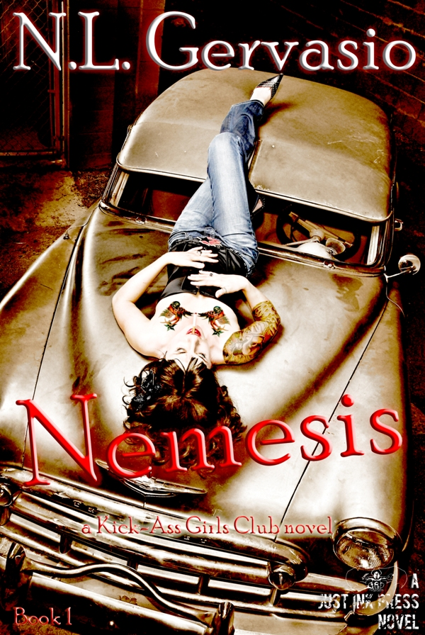 Nemesis: a Kick-Ass Girls Club novel, Book 1