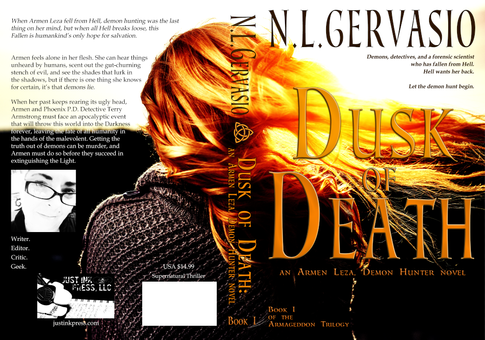 Book Release - Dusk of Death